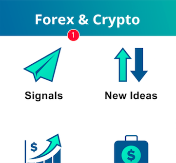 FX Crypto app review