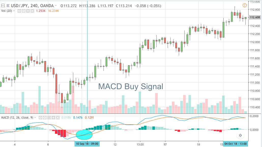 MACD Buy Signal